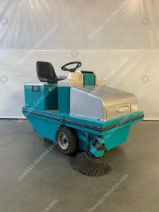 Floor Sweeper Stefix 125