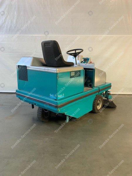 Floor Sweeper Stefix 125   Image 4