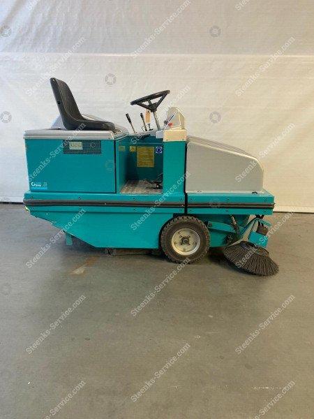 Floor Sweeper Stefix 125   Image 5