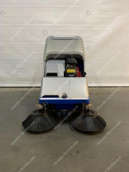 Bändchen-Gewebe Kehrmaschine Stefix 73 | Bild 2
