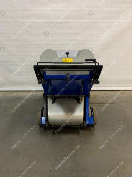 Bändchen-Gewebe Kehrmaschine Stefix 73 | Bild 7