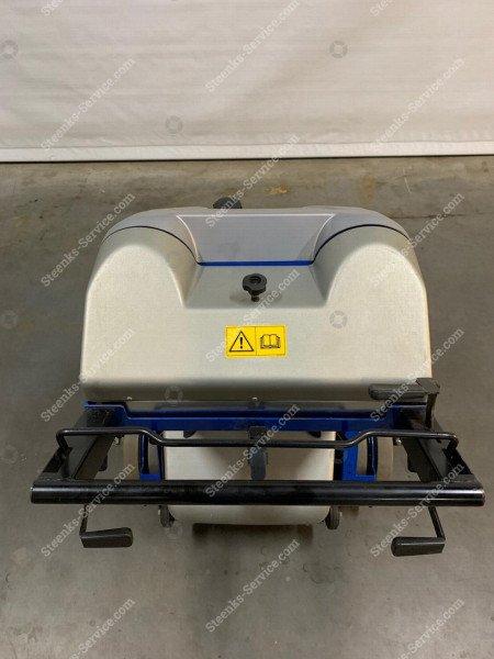 Bändchen-Gewebe Kehrmaschine Stefix 73 | Bild 8