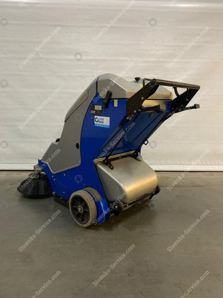 Ground cover floor sweeper Stefix 73 | Image 6