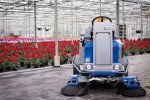 Ground cover floor sweeper Stefix 135 | Image 10