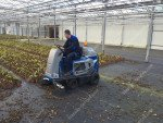 Ground cover floor sweeper Stefix 135 | Image 14