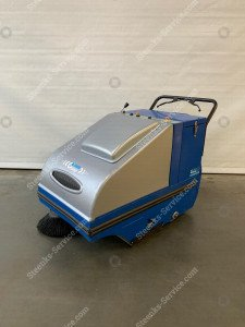 Floor Sweeper Stefix 75