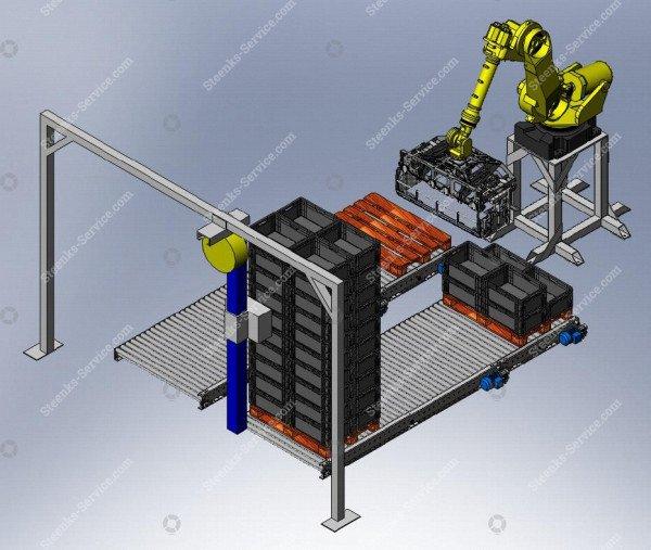 Reisopack 2800 + Railgeleiding   Afbeelding 8