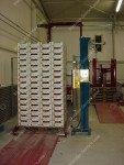 Reisopack 2800 pole & sliding carriage | Image 11
