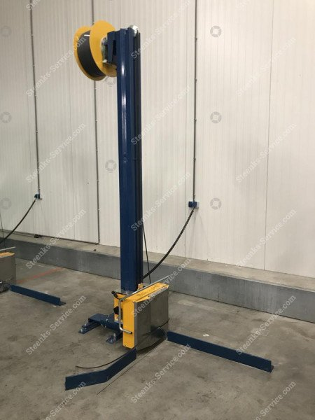 Reisopack 2800 auf Pole & Gleitschlitten   Bild 2