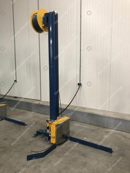 Reisopack 2800 auf Pole & Gleitschlitten | Bild 2