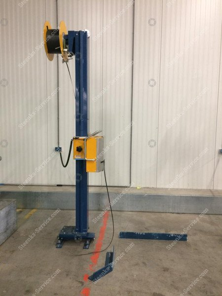 Reisopack 2800 pole & sliding carriage | Image 4