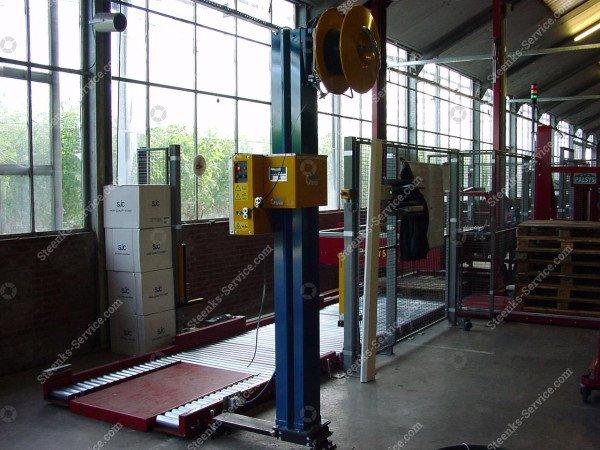 Reisopack 2800 pole & sliding carriage   Image 10