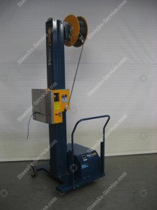 Mobile strapping machine